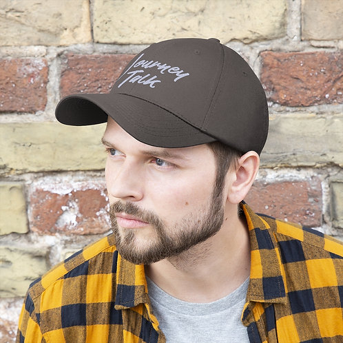 Journey Talk Cotton Twill Hat