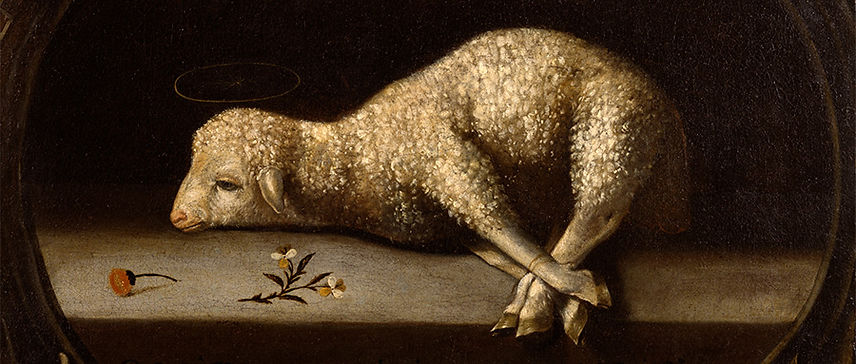 Josefa_de_Ayala_-_The_Sacrificial_Lamb_-