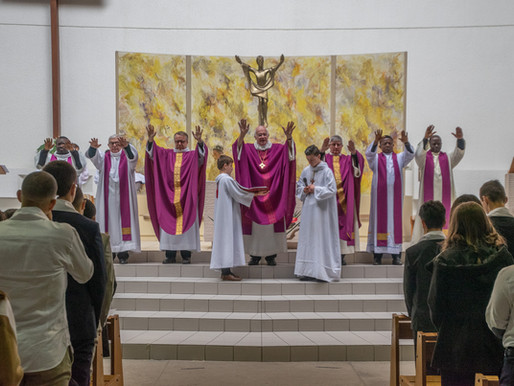 Messe de confirmation 2019