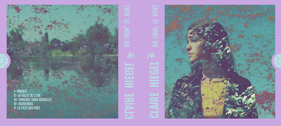 pochette album claire hiegel