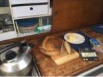 The Bakerman is Baking Bread