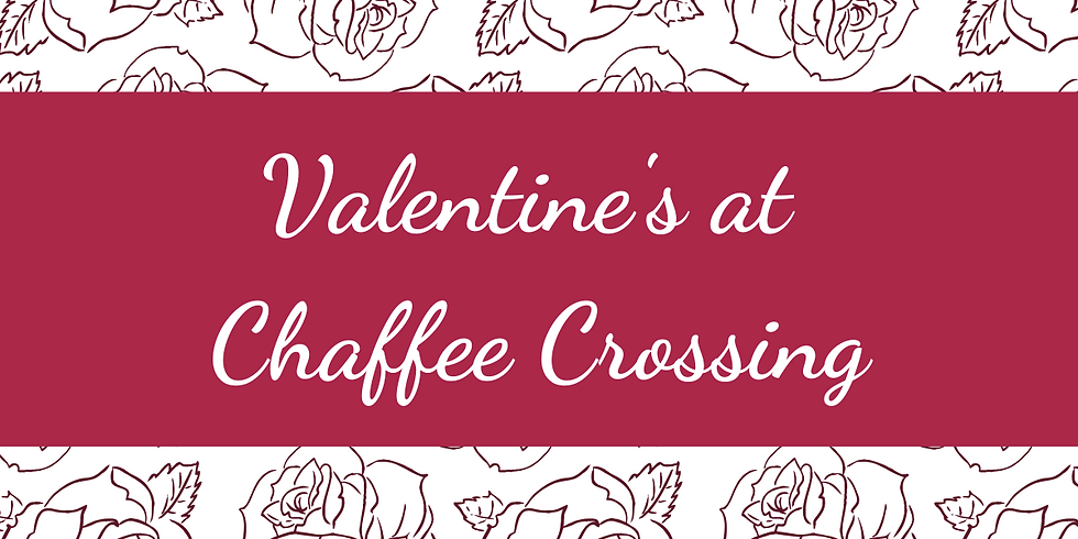 Valentine's at Chaffee Crossing