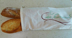 Het heerlijke brood van de bakker in onz