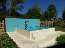 Het kinderzwembad