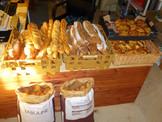 De broodbestelling in het hoogseizoen
