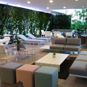 Primer Showroom de Muebles de Exteriores por Home Design Venezuela