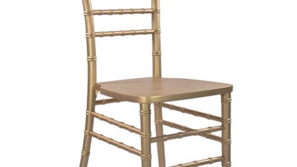 Chiavari Chair Gold