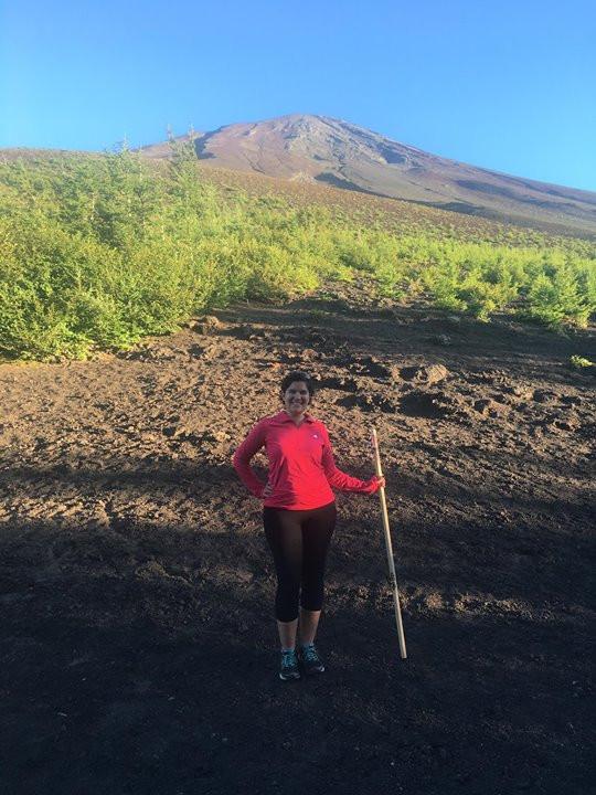 Ochudo Trail at Mt. Fuji