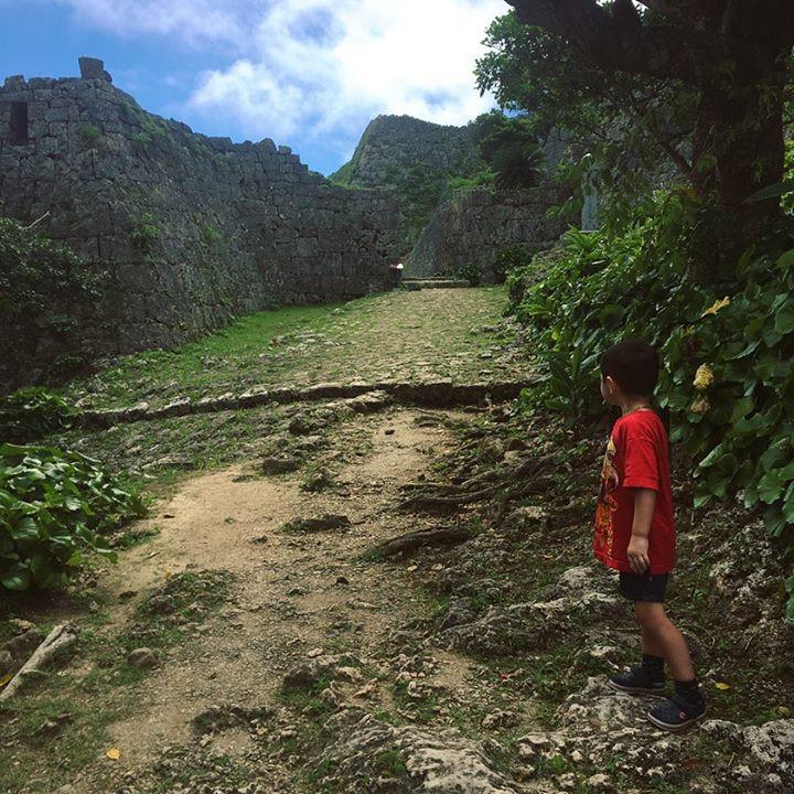 Exploring Okinawa