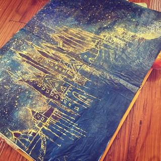 Harry Potter Art Journal: Hogwarts