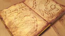 Harry Potter Art Journal: Mischief Managed
