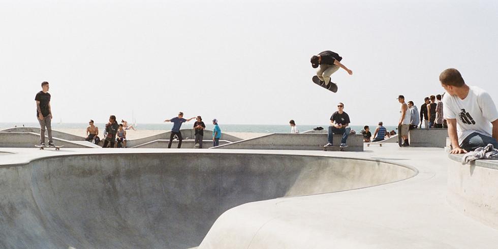 Optimist Skatepark Virtual Community Meeting