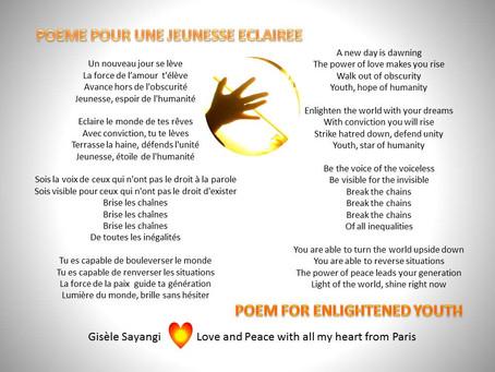 Poème pour une jeunesse éclairée