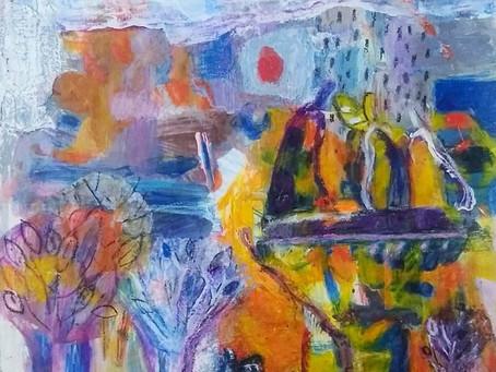 """""""SKIES"""" Art Room Gallery"""