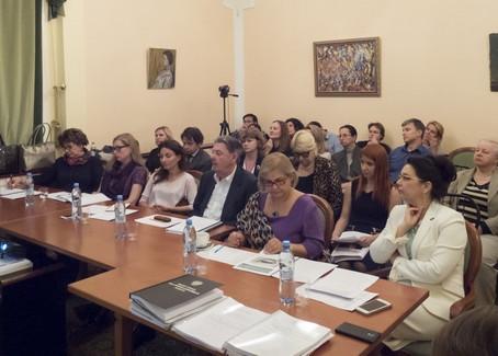 Институт Арт Бизнеса и Антиквариата приглашает зрителей на защиту дипломов