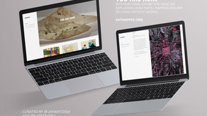 Online-exhibition«You are Here» Autumn-Winter 2020