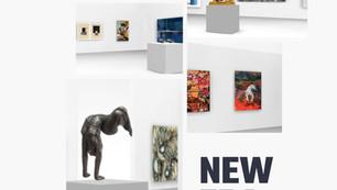 Virtual Show «New Era», Art Number 23 Gallery 2021