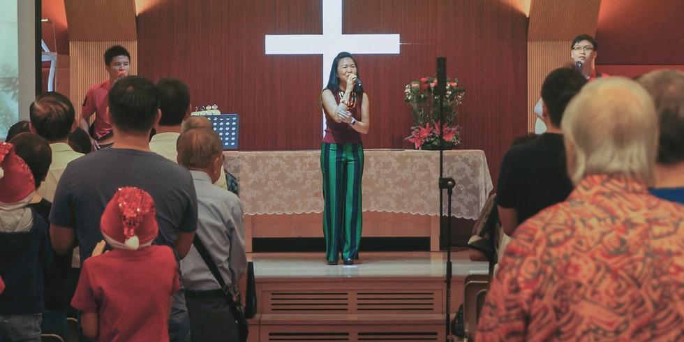06 Feb Saturday Holy Communion Service (English)