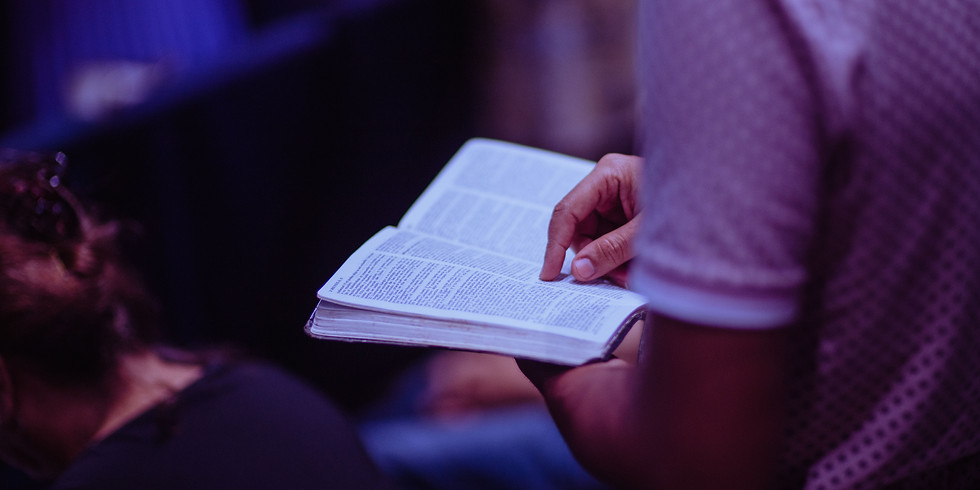 27 Jan Wednesday Prayer Meeting (English)