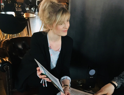 Beratung im Café 3