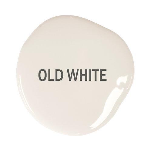 Wandfarbe - Old White