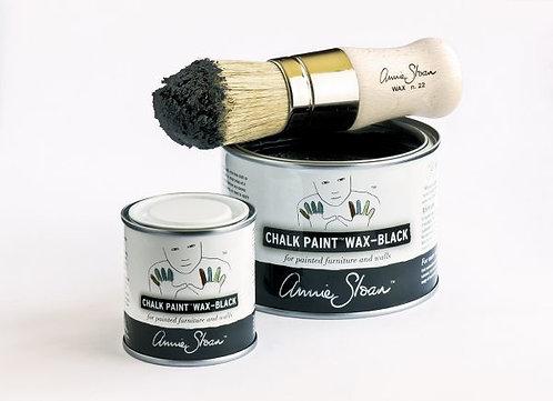 Black Chalk Paint Wax