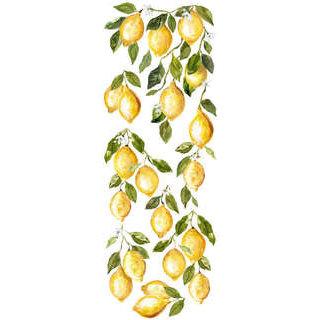 "IOD Transfer  ""Lemon Drops"""
