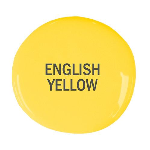 Wandfarbe - English Yellow