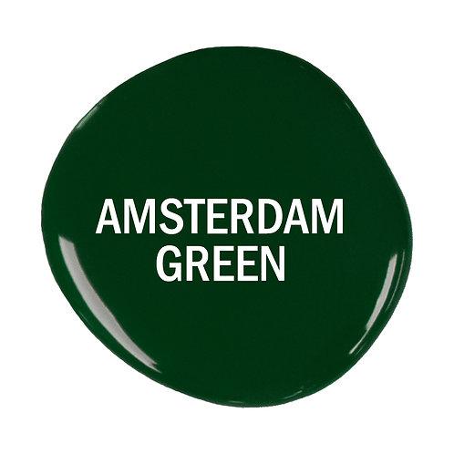 Wandfarbe - Amsterdam Green