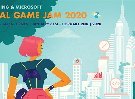 VoxPop Games @ Global Game Jam NYC 2020