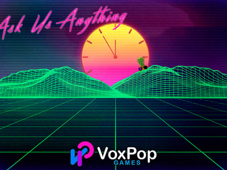 VoxPop Games AMA 5/13 Recap