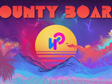 Bounty Board Update v2.8.2