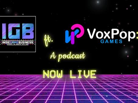 IGB x VoxPop - Dec. 11, 2020