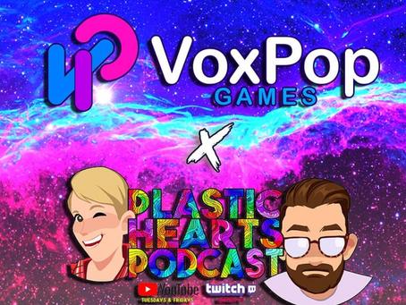 VoxPop x Plastic Hearts (5/11/20)