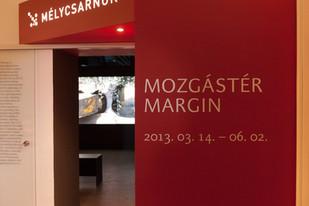 'Margin', 2013
