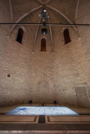 'Phoenician Sand Dance', 2014