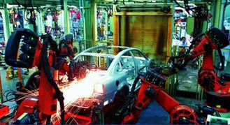 Automobile Manufacture