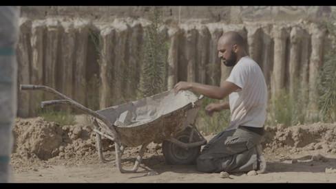 Sand Timer - Video Art | Eyal Segal
