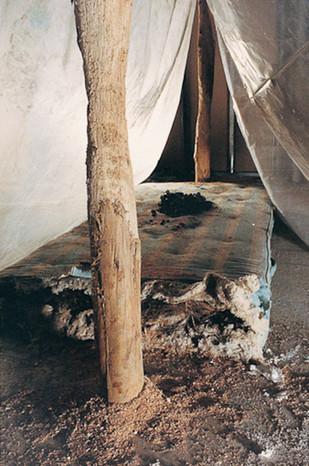 'Tent' (detail), 1994