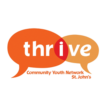 thrive, thrive cyn, youth group, youth network, thrive st. john's, streetreach, outreach, youth progrms