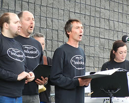 Community Coalition for Mental Health (CC4MH) Newfoundland and Labrador, The Independent, Inclusion Choir