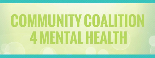 Community Coalition 4 Mental Health (CC4MH) header