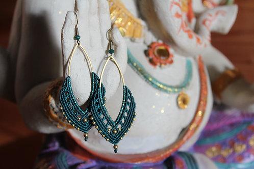 Boucles d'oreilles Indira