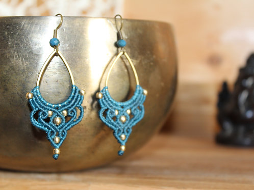 Boucles d'oreilles Jodhpur