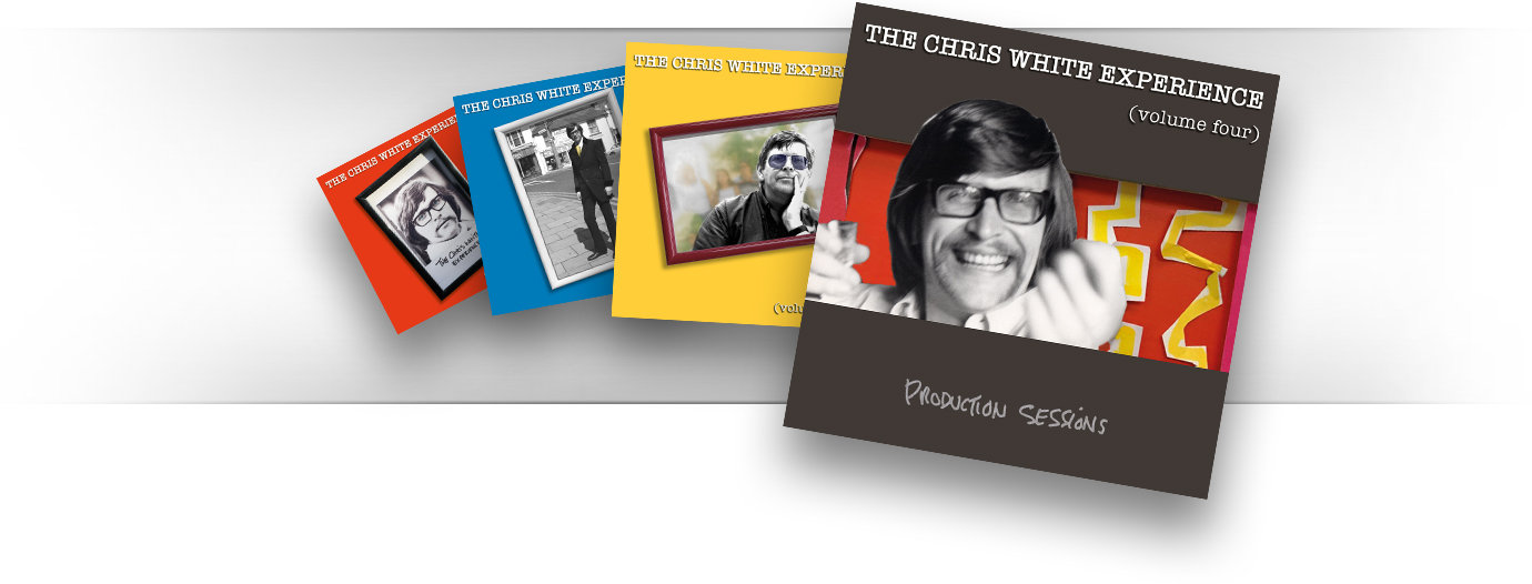 The Chris White Experience - Vol. 1, 2, 3 & 4