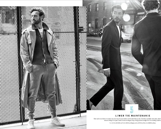 ESQUIRE MARCH ISSUE