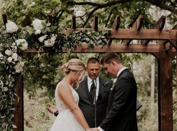 Creekside Ceremony