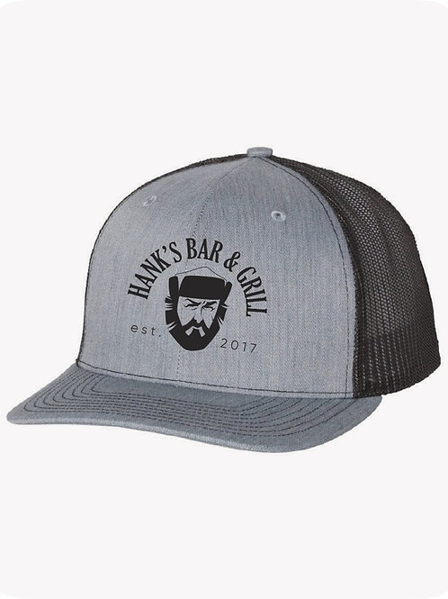 Hanks snap trucker cap