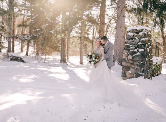 Winter Wedding Bliss