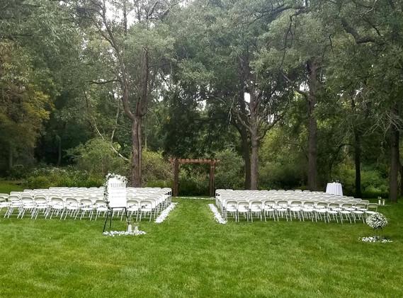 Creekside Ceremony Site